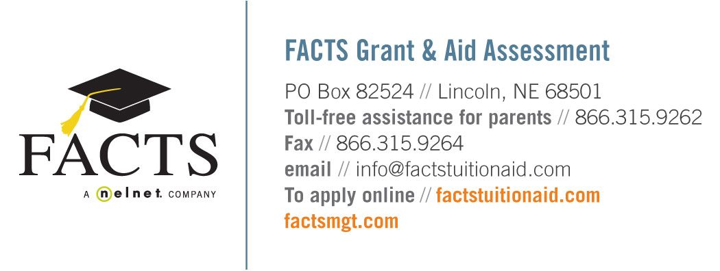 Facts Grant and Aid Assessment